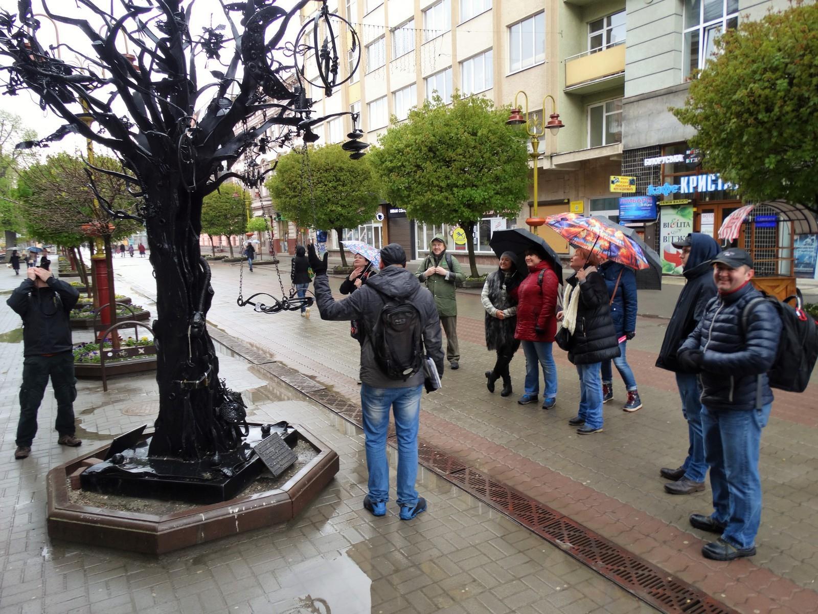 В Івано-Франківську з травня стартують безкоштовні екскурсії містом